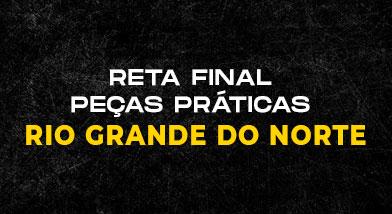 Reta Final Delegado de Polícia Civil RIO GRANDE DO NORTE (PEÇA PRÁTICA)