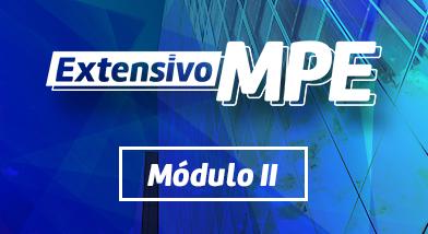 Trino - Extensivo MPE | Módulo 2