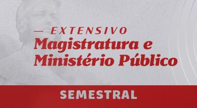 Trino - Extensivo MAGIS/MPE | Semestral  1